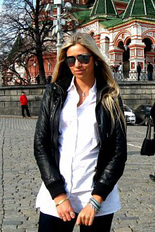 Young woman - Russian-scammers.com